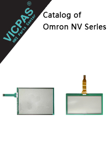 Omron NV Series HMI Replacement Catalog