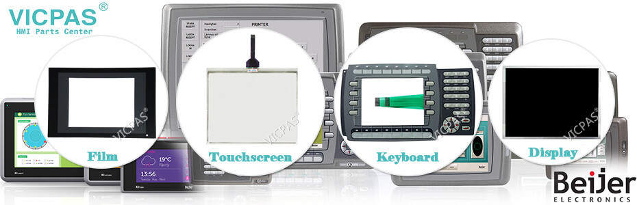 2020 Richest Beijer Operator Panel Parts Supply Touchscreen & Protective Film & Display & Keypad