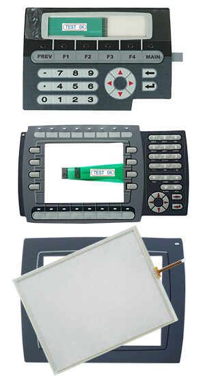 Beijer E1000 Series HMI Parts