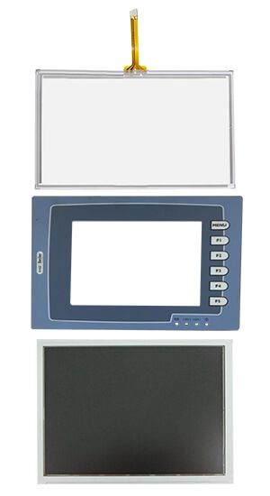 Beijer H-Series Operator Panel Parts