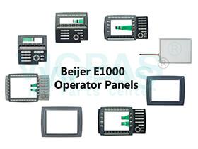 Beijer E1000 operator panels HMI Parts