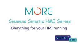More Siemens Simatic HMI Series