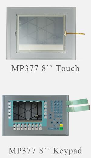 Siemens MP277 8'' Case