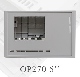 Siemens OP270 6'' Case