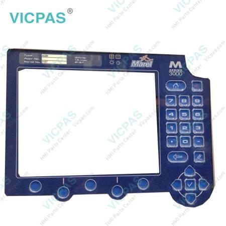 Marel M Series 3000 Controller Membrane Keyboard Keypad