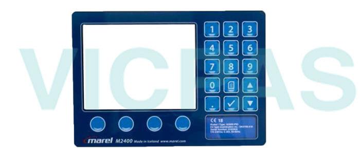 Marel M2400 Scale Digital Control Membrane Keypad Repair Replacement