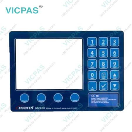 Marel M2400 Scale Digital Control Membrane Keypad