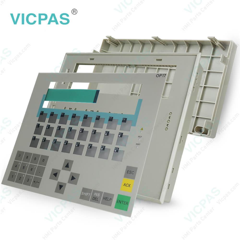 Tracking ID NEW For SIEMENS OP17 6AV3617-1JC20-0AX1 Membrane Keypad #HD64 YD