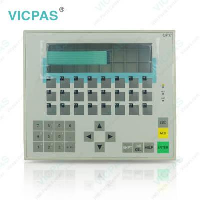 6AV3617-5BB00-OBEO Siemens Operator Panel OP17 Membrane Keypad