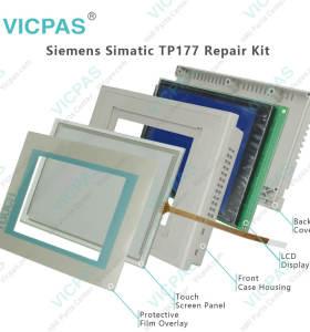 6AV6642-0BC01-1AX1 Siemens Touch Panel TP177B Touchscreen