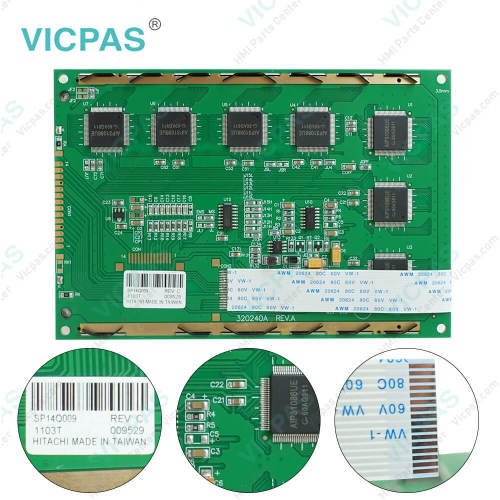 6AV6642-8BA10-0AA0 Siemens Touch Panel TP177B Touchscreen