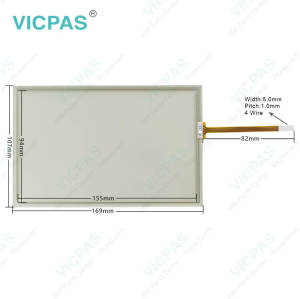 6AV2124-0GC13-0AX0 Siemens TP700 Comfort Touch Panel Display