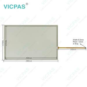 6AG1124-0MC01-4AX0 TP1200 Comfort Aluminum Cover