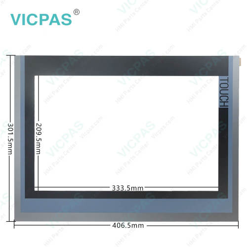 6AV2124-0QC02-0AX0 Siemens HMI TP1500 COMFORT Touch Screen