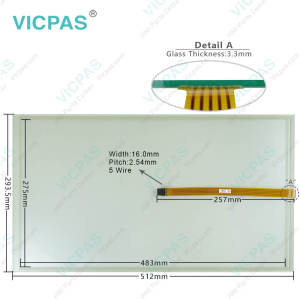 6AV2124-0XC02-0AX1 Siemens Simatic HMI TP2200 Comfort Panel