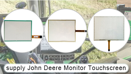 supply john deere monitor touch screen