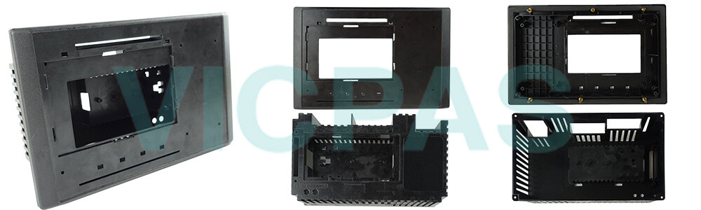 2711-B5A10 PanelView 550 Touch Screen Panel Membrane Keypad Switch LCD Display Plastic Case Cover Repair Replacement