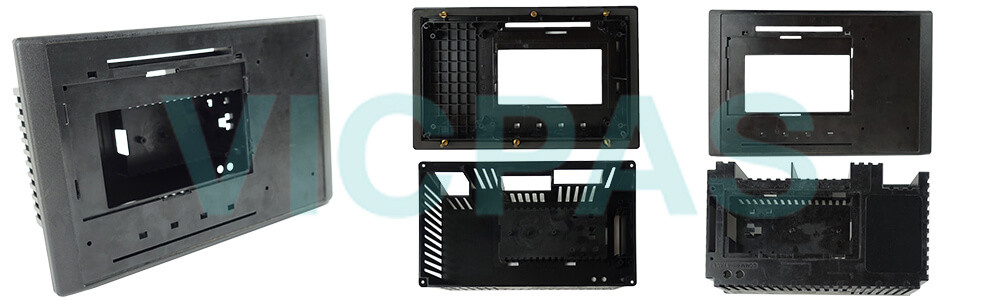 2711-B5A9 PanelView 550 Touch Screen Panel Membrane Keypad Switch LCD Display Plastic Case Cover Repair Replacement