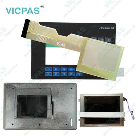2711-B6C16 Touch Screen Panel Membrane Keypad Repair