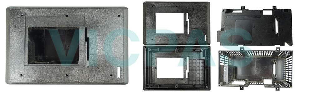 2711-B6C1 PanelView 600 Touch Screen Panel Membrane Keyboard Keypad LCD Display Plastic Case Cover Repair Replacement