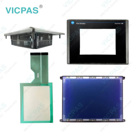 2711-T10C14L1 PanelView 1000 Touch Screen+Protective Film