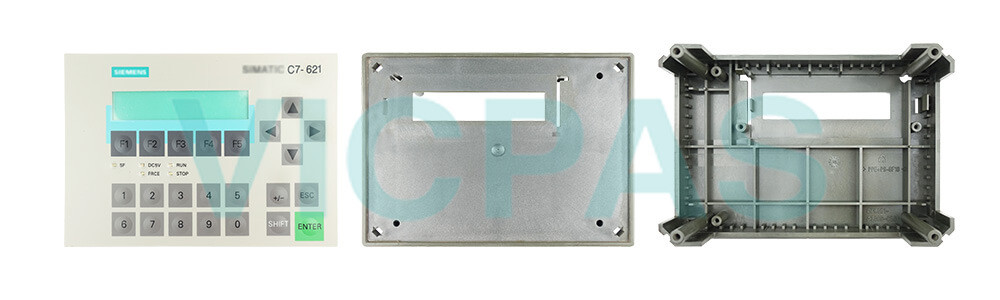 6ES7621-1AD01-0AE3 Siemens SIMATIC HMI C7-621 Membrane Keyboard Plastic Repair Replacement
