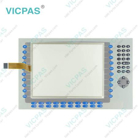 2711P-B12C4D8 Membrane Keypad 2711P-B12C4D8 Touch Screen Glass