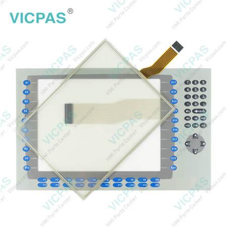 2711P-B12C4A9 Membrane Keypad 2711P-B12C4A9 Touch Screen Glass
