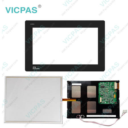 ESA Esaware HMI EW112AB9CN Touch Panel Replacement