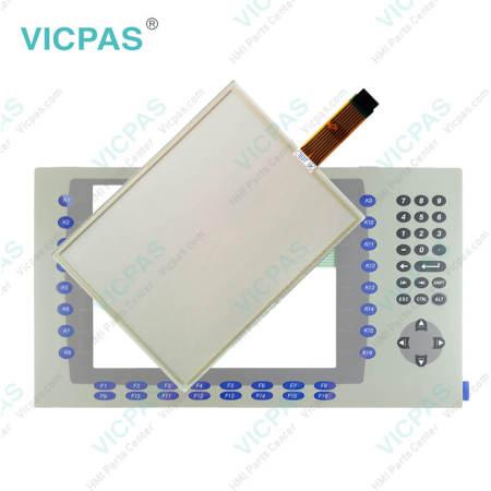 2711P-B12C4D9 Touch Panel Screen 2711P-B12C4D9 Membrane Keypad