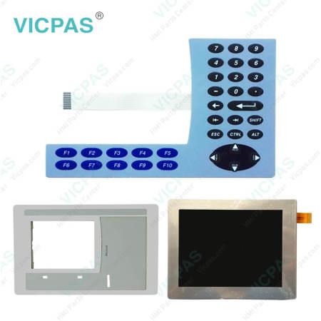 Membrane keyboard for 2711P-K6C20A9 membrane keypad switch