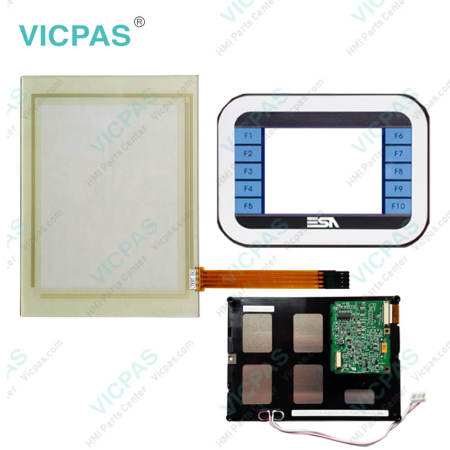 ESA XS7 Panel IPC HMI XS708 Touch Screen Replacement