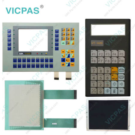 ESA XS7 Panel IPC HMI XS719 Touch Screen Replacement