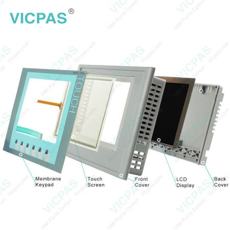 6AG1647-0AD11-2AX0 Siemens KTP600 BASIC COLOR PN touchscreen
