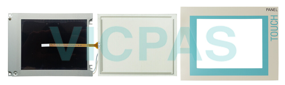 6AV6545-0CA10-0AX1 Siemens SIMATIC HMI TP270 6 Touch Screen Panel, Overlay, Front Cover and LCD Display Repair Replacement