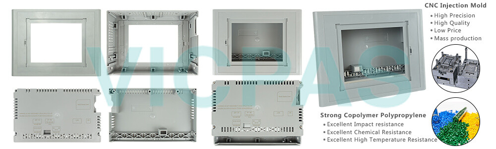 6AV6643-0AA01-1AX0 Siemens SIMATIC HMI TP277 Touch Screen Panel, Overlay, Front Cover and LCD Display Repair Replacement