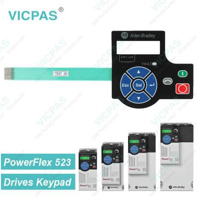 AB PowerFlex 523 AC Drivers Keypad for Repair