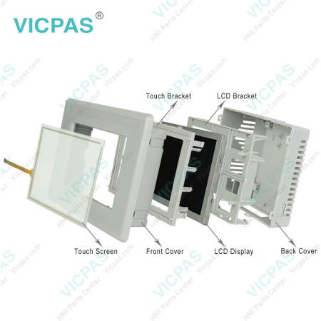 2711P-T6M8D PanelView Plus 600 Touch Screen Panel