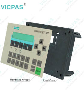 6ES7621-1AD02-0AE3 SIMATIC Siemens C7-621 Membrane Switch