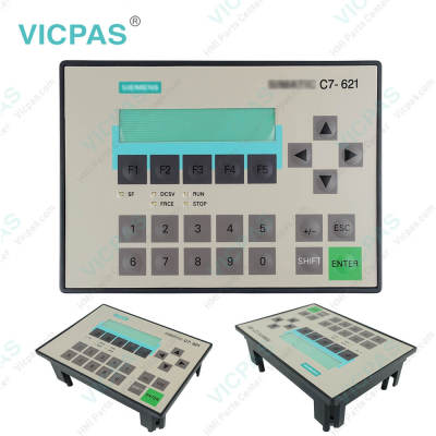 6ES7621-1SE00-0AE3  SIMATIC Siemens C7-621 Membrane Keyboard