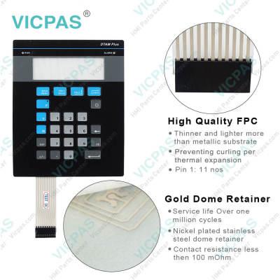 Operator Panel Keypad 2707-V40P2NR Replacement