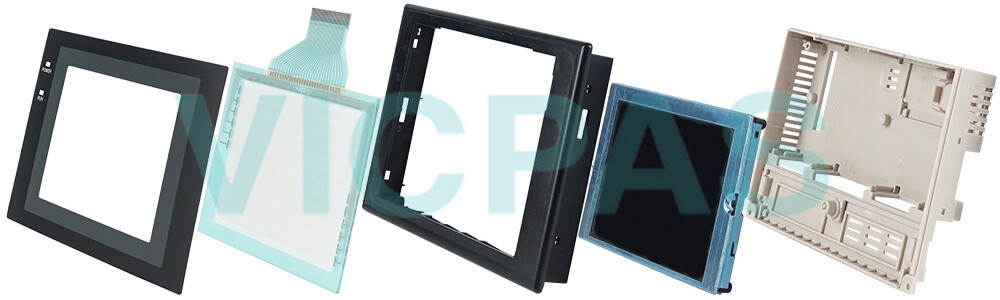 Omron NT31 series HMI NT31-ST121B-EV2 Touch Panel,Protective Film and Display Repair Kit.