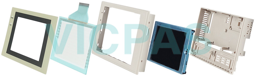 Omron NT31 series HMI NT31-ST121-EV2 Touch Panel,Protective Film and Display Repair Kit.