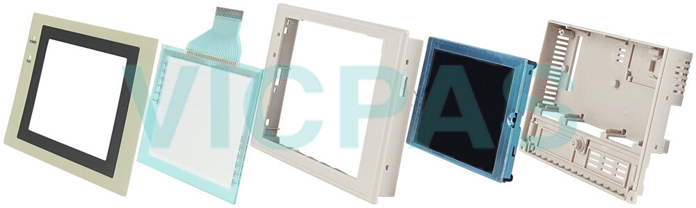 Omron NT31 series HMI NT31-ST121-EKV1 Touch Panel,Protective Film and Display Repair Kit.