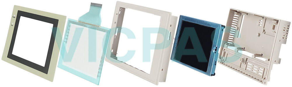 Omron NT31 series HMI NT31-ST121-V2 Touch Panel,Protective Film and Display Repair Kit.