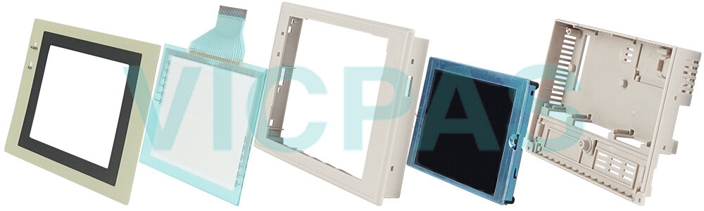 Omron NT31 series HMI NT31-ST123-V3 Touch Panel,Protective Film and Display Repair Kit.
