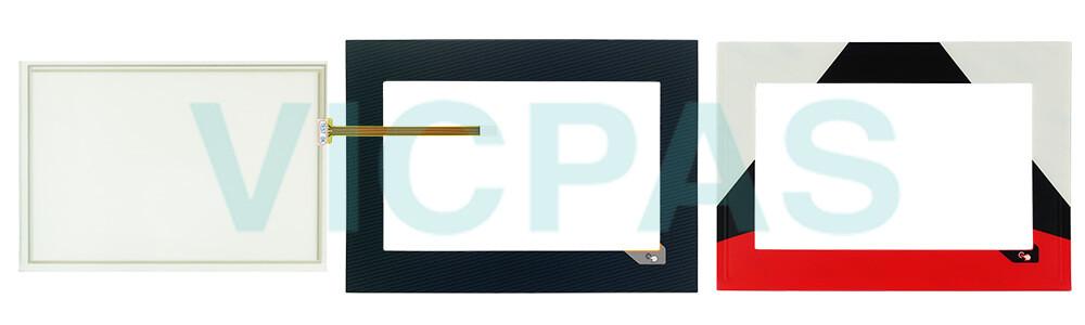 B&R Power Panel C70 4PPC70.070M-21B 4PPC70.070M-21W Touch Screen Panel Protective Film repair replacement