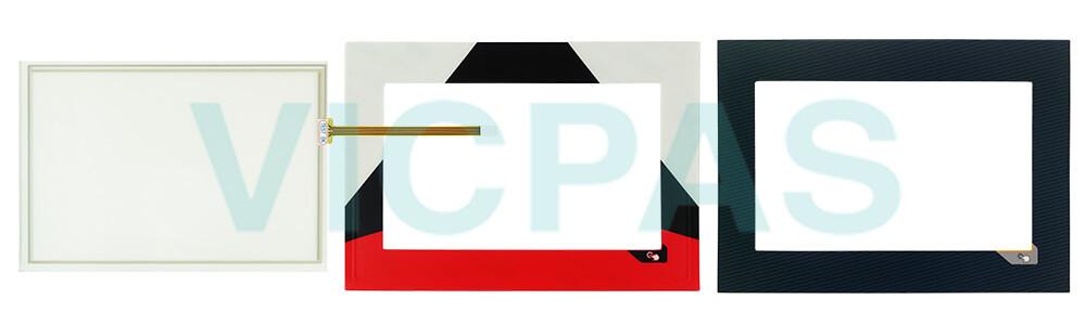 B&R Power Panel C70 4PPC70.070M-23B 4PPC70.070M-23W Touch Screen Panel Protective Film repair replacement