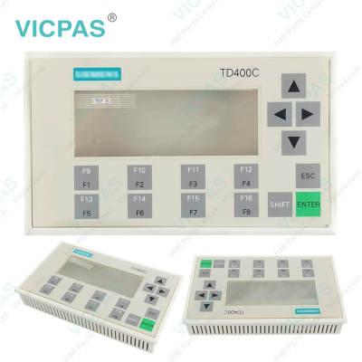 6AV6671-0AP00-0AX0 Siemens SIMATIC TD400C Membrane Keyboard