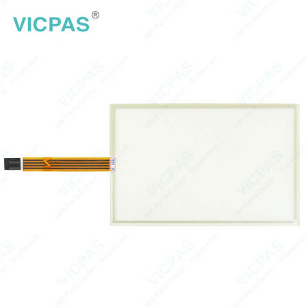T0058-45A Touch Screen Panel Glass HMI Replacement